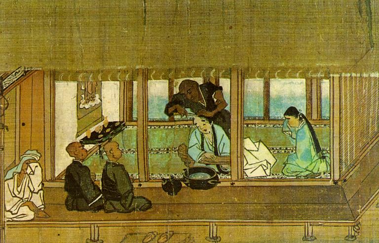 SFB 1167: TP Reproduktion von Eliten im jap. Mittelalter