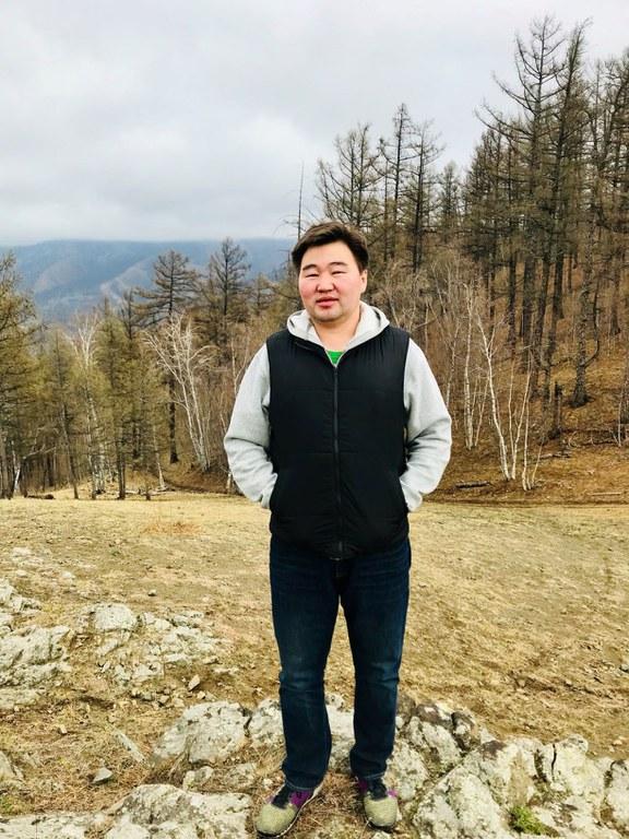 Dr. Erdene-Ochir Tumen-Ochir