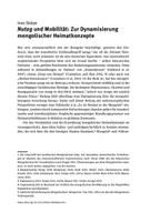 [Heimat Revisited] Nutag und Mobilität_ Zur Dynamisierung mongolischer Heimatkonzepte(1).pdf