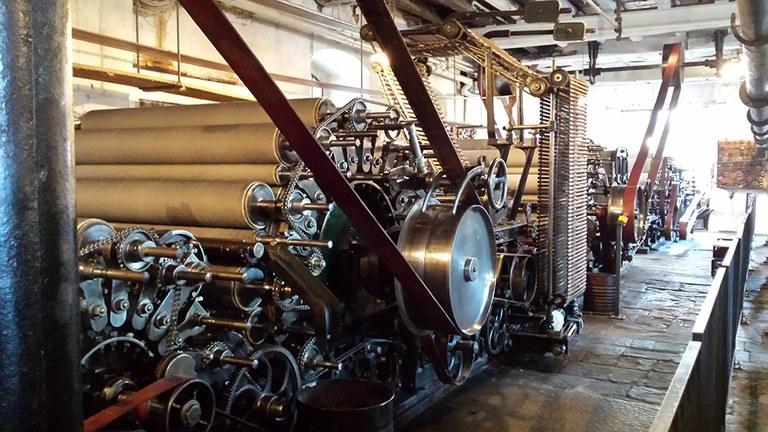 VR-Industriemuseum Tuchfabrik Müller, Kuchenheim